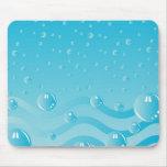 Bubbles IV Mouse Pad
