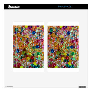 bubbles kindle fire decal