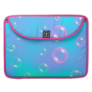 Bubbles MacBook Pro Sleeve