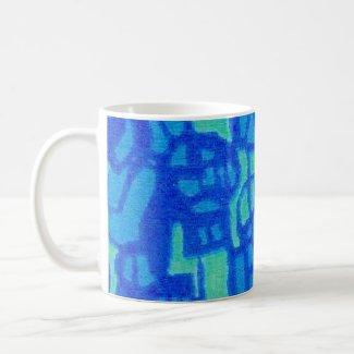 Bubbles Mug mug