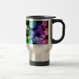 Bubbles 15 Oz Stainless Steel Travel Mug