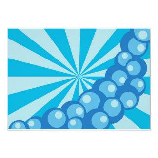 Bubbles 'n Strips Card