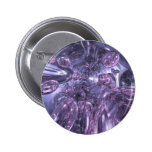 Bubbles of Blue 2 Inch Round Button