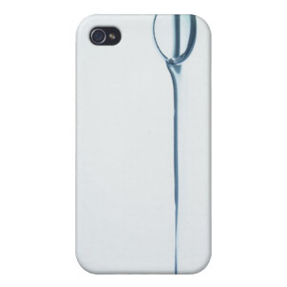 Bubbles on Water Surface iPhone 4 Cases