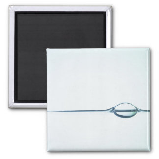 Bubbles on Water Surface Magnet