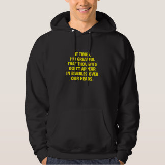 Bubbles Over Our Heads Hoodie