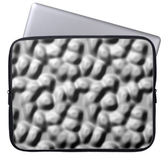 Bubbles Pattern Laptop Sleeve