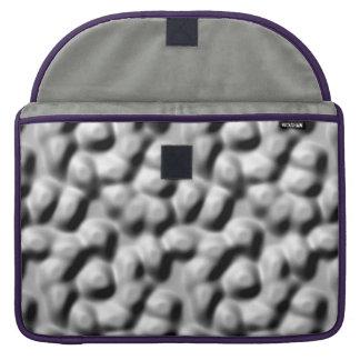 Bubbles Pattern MacBook Pro Sleeves