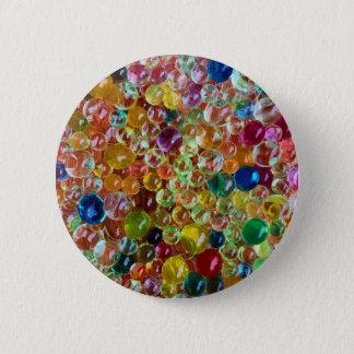 bubbles pinback button
