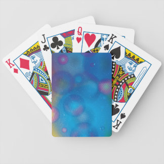 Bubbles Poker Cards