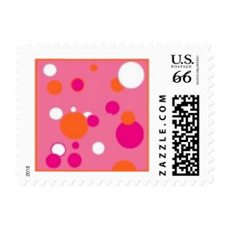 Bubbles Postage Stamps
