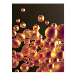 Bubbles Postcard