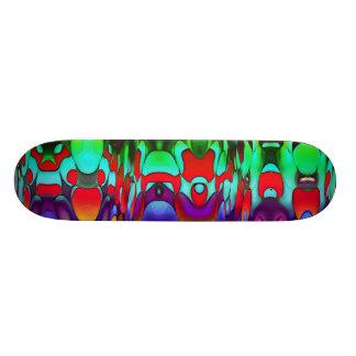 bubbles skate board