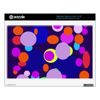 Bubbles Netbook Skins