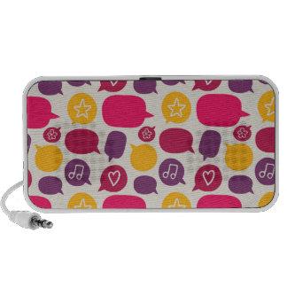 Bubbles iPod Speaker