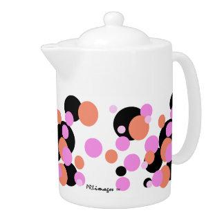 Bubbles Tea Pot