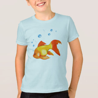 Bubbles the Goldfish T-Shirt