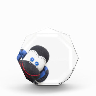 Bubbles the sock monkey award
