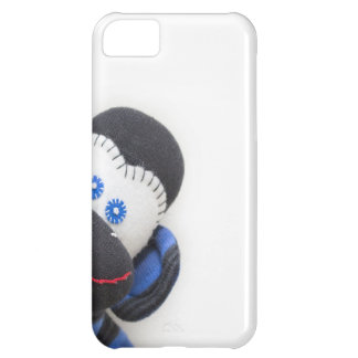 Bubbles the sock monkey iPhone 5C covers