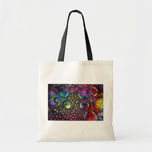 Bubbles Tote Bags