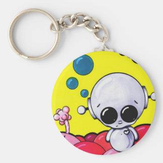 bubbles will kill keychain