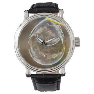 Bubbles Wristwatch