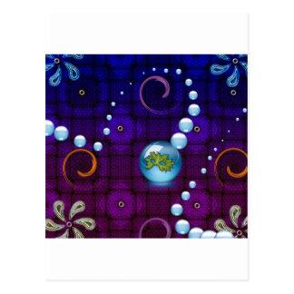 bubblestrand postcard