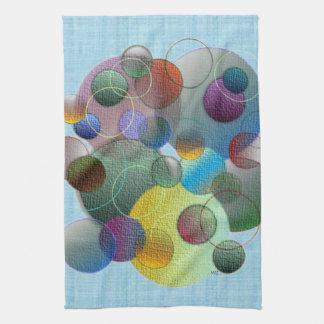 Bubbley texturizó toalla