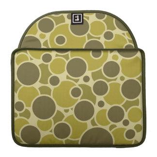 Bubblicious MacBook sleeves