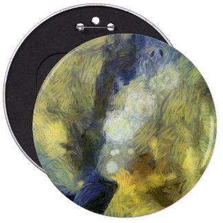 Bubbling of air inside an aquarium 6 inch round button