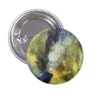 Bubbling of air inside an aquarium 1 inch round button