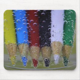 Bubbling Pencils Mousemat