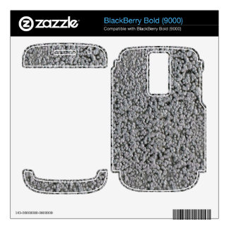 BUBBLING STEEL.jpg Decal For BlackBerry Bold
