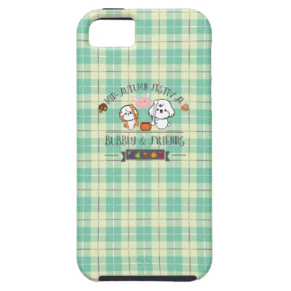 Bubbly and friends celebrate mid autumn festival iPhone SE/5/5s case