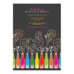 """Bubbly Celebrations! Holiday Party Invitation 5"""" X 7"""" Invitation Card"""