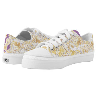 Bubbly Low Tops