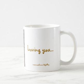 Bubbly morning by tdgallery mug