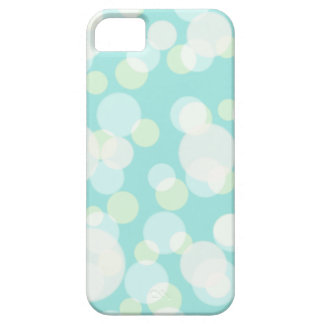 Bubbly Teal iPhone SE/5/5s Case