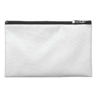Bubbly White-Champagne White Uptown Girl Designer Travel Accessory Bag