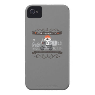 Bubbly's motorbike riding Case-Mate iPhone 4 case