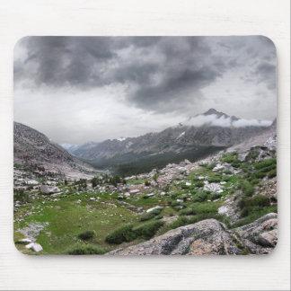 Bubbs Creek Valley - John Muir Trail Mousepads