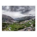 Bubbs Creek Valley - John Muir Trail Postcard