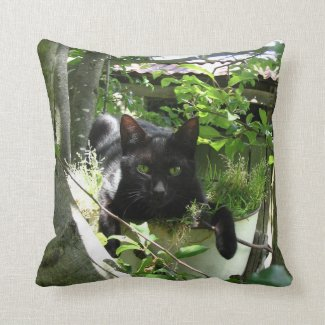 Bubby - Polyester Throw Pillow 16