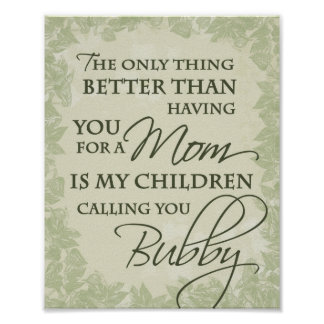 Browse our Collection of Family Posters and personalize by color, design, or style.