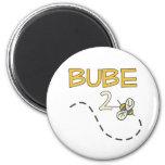Bube 2 Bee Refrigerator Magnet