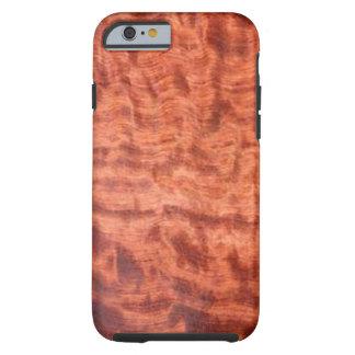 bubinga (faux) Wood Grain Finish iPhone 6 Case