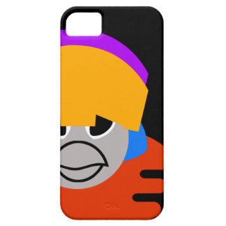 Bubla-Chan Clupkitz iPhone SE/5/5s Case