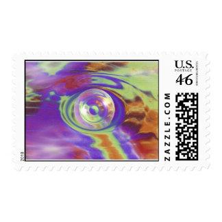 Buble Scoop Softness Postage Stamp