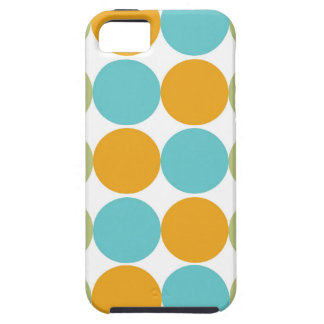 Bubs colorido - caso del compañero iPhone 5 protectores