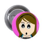 BUBU GIRL PINS